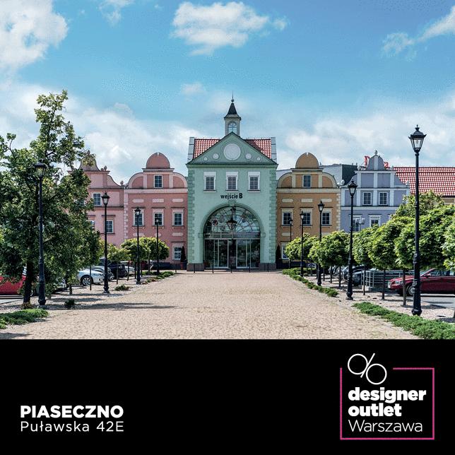 Szalony Weekend z mega rabatami w Designer Outlet Warszawa!