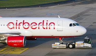Air Berlin, mimo ogłoszenia upadłości, będzie wykonywać większość połączeń lotniczych do grudnia br.