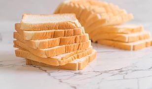 Producenci chleba tostowego często faszerują go rozmaitymi konserwantami