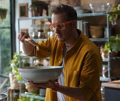 Tadeusz Muller jest wielkim miłośnikiem szparagowej kuchni