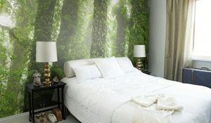 Fototapeta do sypialni. Niebanalna ściana w sypialni