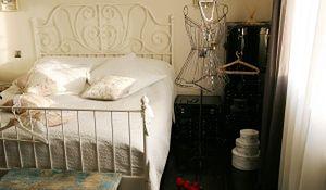 Aranżacja sypialni w stylu francuskim. Zdjęcia stylowej sypialni