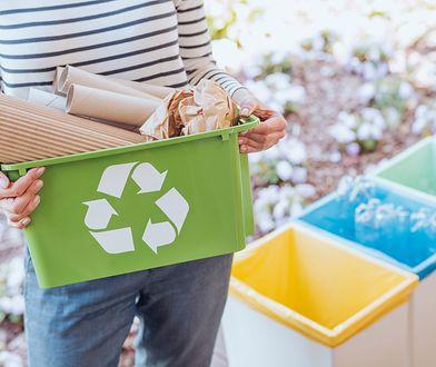 Segregacja śmieci będzie dużo łatwiejsza, jeśli dobrze ją zorganizujemy - przyda się dobry kosz