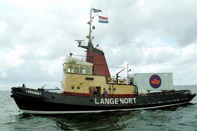 "Statek ""Langenort"""