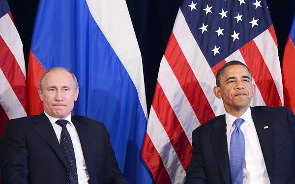 """Władimir Putin oskarża USA o """"przykrojenie świata według siebie"""""""