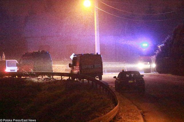 Tragiczny wypadek w Świdniku. 21-latek przyznał się do winy, usłyszał zarzuty