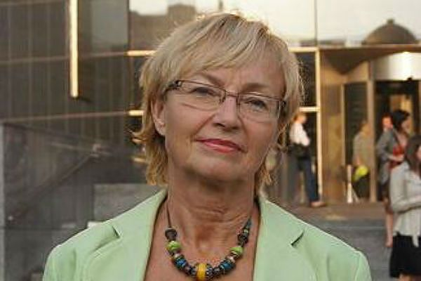 Lena Kolarska-Bobińska przeprasza za wpis na Twitterze