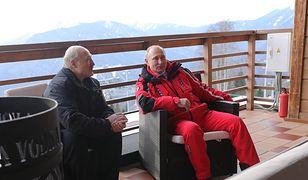 Białoruś. Władimir Putin i Aleksander Łukaszenka spotykali się już wcześniej w kurortach. W lutym 2019 roku jeździli wspólnie na nartach