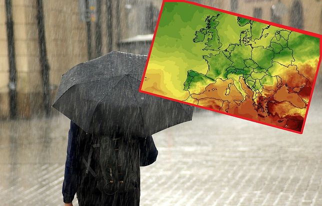 Pogoda. Czeka nas deszczowy czwartek