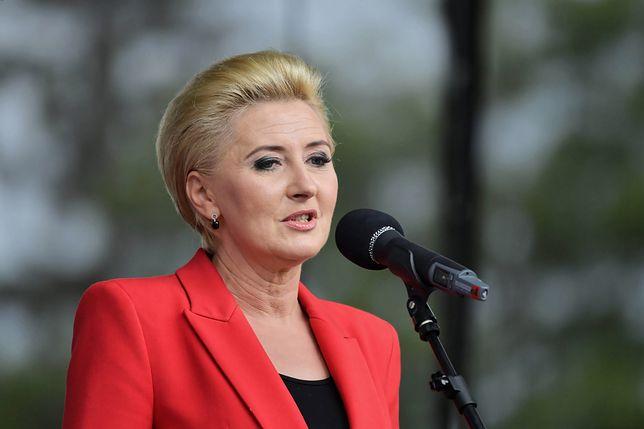 Agata Kornhauser-Duda bez pensji. Pałac Prezydencki nie jest zainteresowany zmianą przepisów