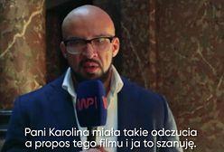 Zabawna wpadka Tomka Oswiecińskiego. Tak skomentował recenzję Korwin Piotrowskiej