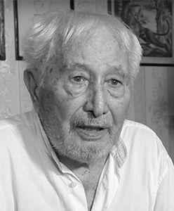 Zmarł najstarszy grający polski aktor. Robert Rogalski miał 99 lat