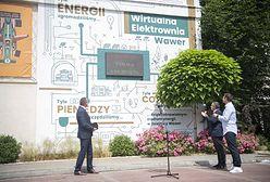Warszawa. W Wawrze działa pierwsza Wirtualna Elektrownia. To symbol walki o czyste powietrze