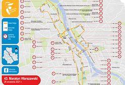 Warszawa. Maratończycy pobiegną w niedzielę. Utrudnienia w ruchu