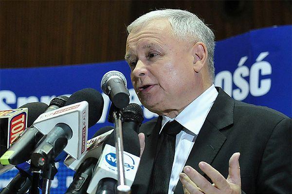 Jarosław Kaczyński: PiS składa zawiadomienie do prokuratury generalnej ws. stenogramów