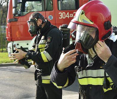 Ligota Górna. Tragiczny finał pożaru.
