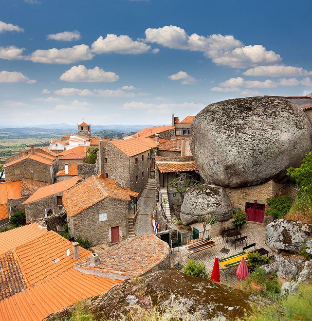 """Monsanto nazywane jest """"najbardziej portugalską wioską Portugalii"""""""