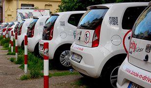 Spalinowym czy elektrycznym? 13 firm chce zaoferować carsharing w stolicy