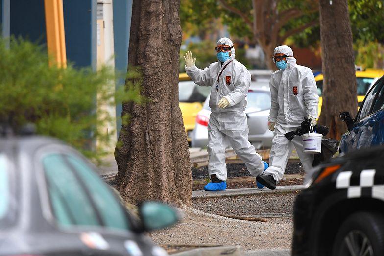 Powrót koronawirusa w Australii. Władze obawiają się drugiej fali