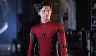 W rolę Spider-Mana wcielił się tym razem Tom Holland