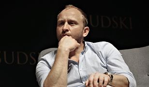 Aktor Borys Szyc