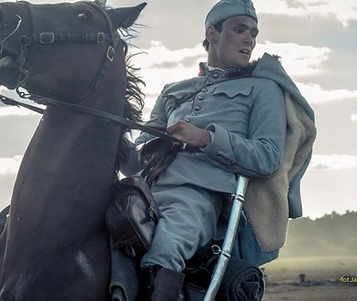 Bartosz Gelner podczas kręcenia filmu musiał nauczyć się jeździć konno