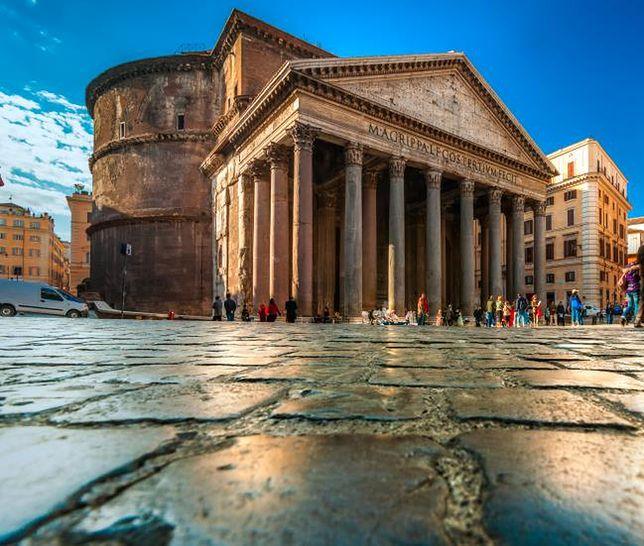Darmowe atrakcje w Rzymie - Panteon