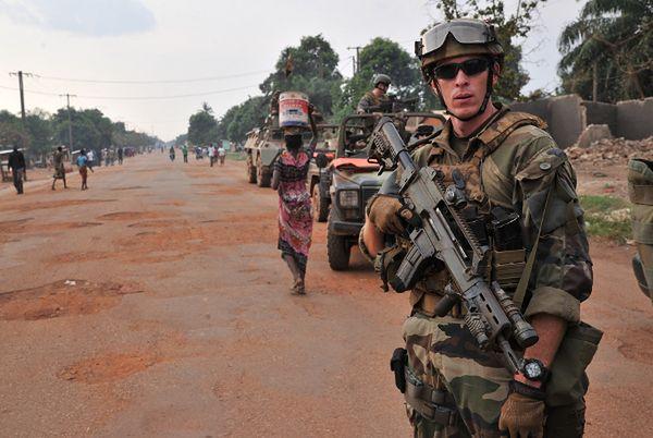 UE powołała misję wojskową w Republice Środkowoafrykańskiej