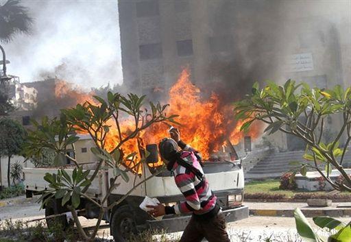 Krwawe starcia w Egipcie - najnowsze zdjęcia