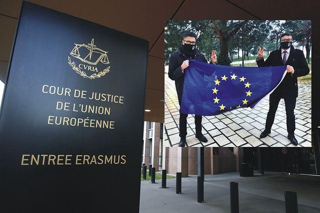 TSUE zajął się skargą KE przeciwko Polsce