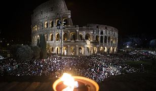 Droga Krzyżowa w Koloseum