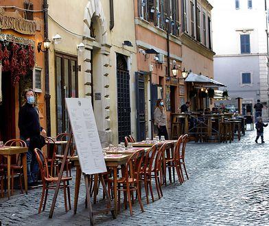 """We Włoszech akcja """"Ja otwieram"""""""