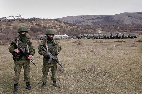 Wstrzymano przekazywanie Ukrainie uzbrojenia z Krymu
