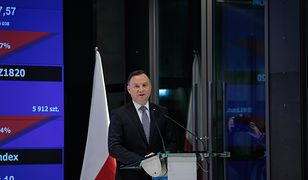 Andrzej Duda spotkał się z szefem ONZ w Wiśle