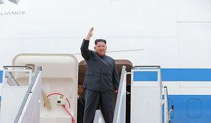 Kim Dzong Un i Donald Trump są już w Singapurze