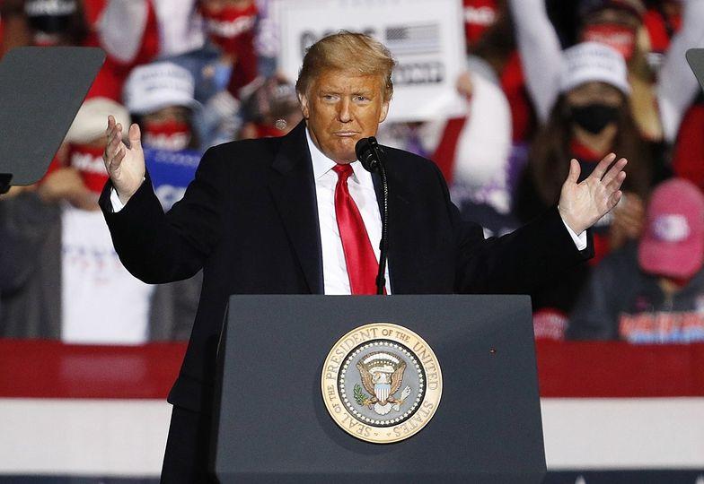Wybory w USA. Trump wraca do gry? Najnowszy sondaż