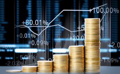 Pensje w przedsiębiorstwach rosną coraz wolniej