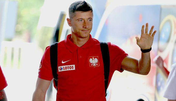 Mundial 2018 Niespodzianka Od Lewandowskiego Nowa Fryzura Kapitana