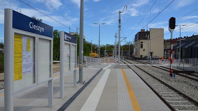 Śląskie. Stacja w Cieszynie zmieniła się nie do poznania.