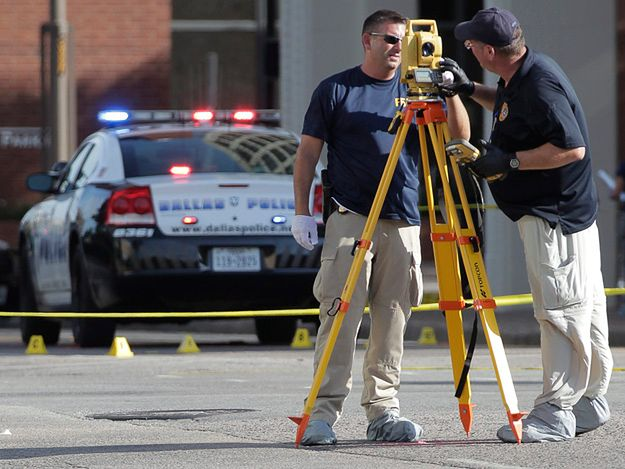 Kolejny atak na policjanta w USA. Ofiara i napastnik są ranni
