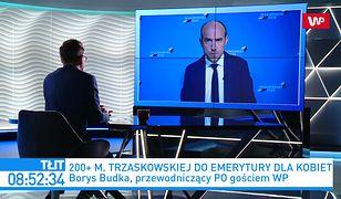 Wybory 2020. Borys Budka: Małgorzata Trzaskowska będzie podporą dla męża