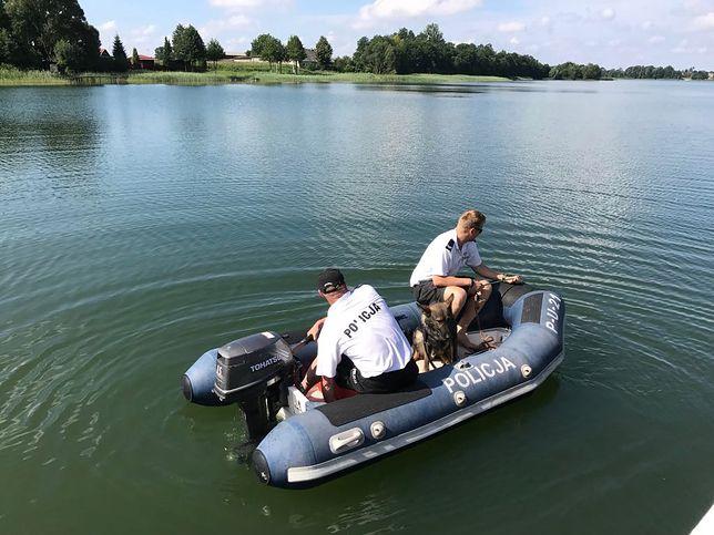 Tragiczny finał poszukiwań nastolatków. Ich ciała wyłowiono z jeziora w Wąsoszu