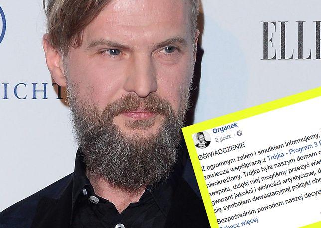 """Ørganek bojkotuje Trójkę. """"Standardy mediów reżimowych z krajów niedemokratycznych"""""""