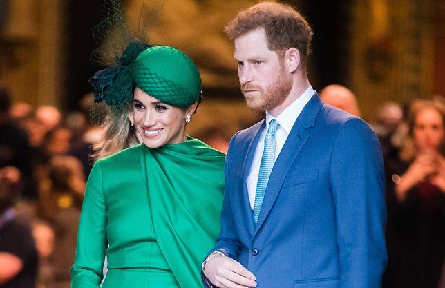 """Odejście Meghan i Harry'ego było """"straconą szansą"""" dla rodziny królewskiej?"""