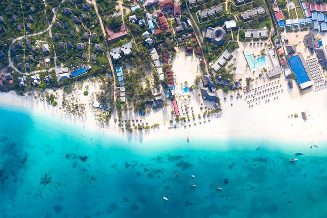Zanzibar zachwycił w tym roku niejednego polskiego turystę. Teraz przed urlopem muszą pamiętać, by wykonać test na koronawirusa