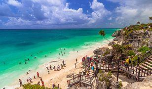 Półwysep Jukatan - odwiedź Meksyk zimą