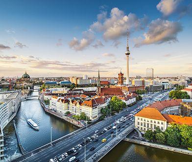 Berlin - miasto na weekend. Przyciąga wieloma atrakcjami kulturalnymi