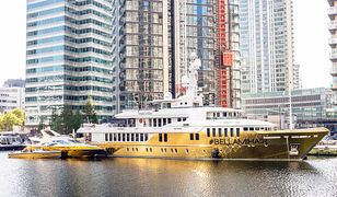 """Niektórzy są olśnieni widokiem luksusowego jachtu, ale są też ci, którzy uważają go za """"groteskę"""""""