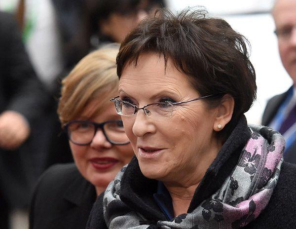 Premier Ewa Kopacz: pamiętacie moje expose? Nikt nam niczego nie zabrał