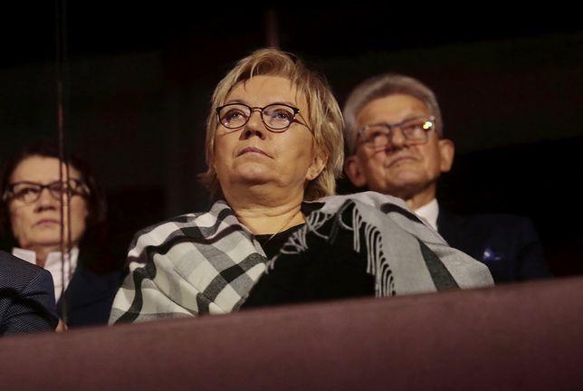 Julia Przyłębska o protestach kobiet. Mówi o manipulacji